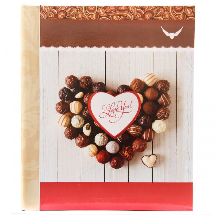 Фотоальбомы и рамки Veld CO Магнитный фотоальбом Love You 10 листов 23х28 см