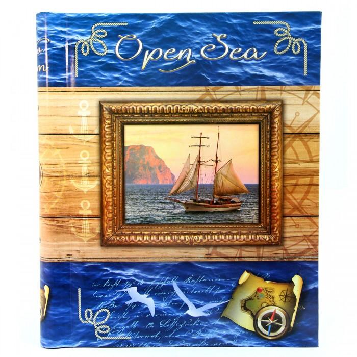 Фотоальбомы и рамки Veld CO Магнитный фотоальбом Open Sea 10 листов 23х28 см