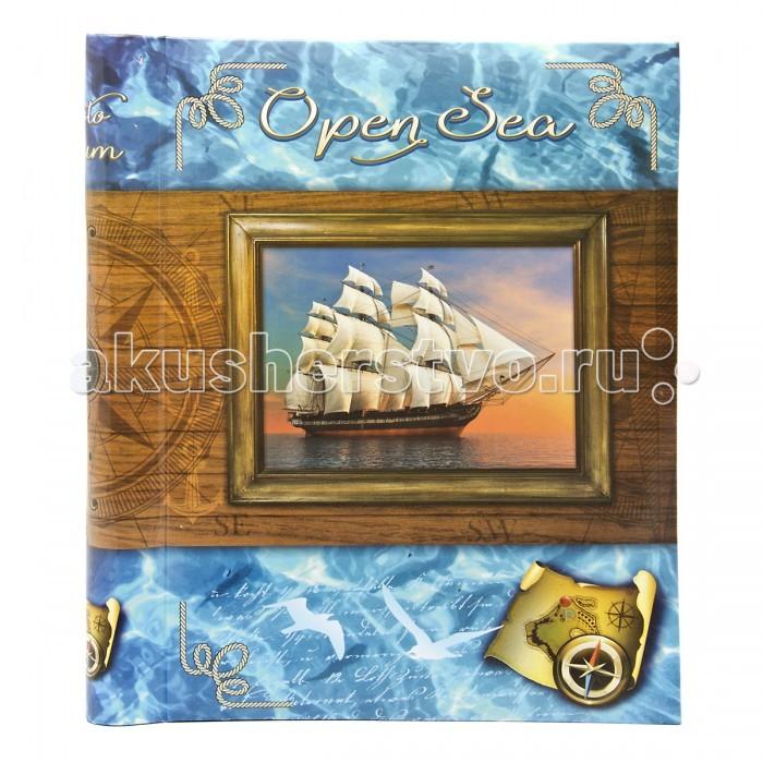 Фотоальбомы и рамки Veld CO Магнитный фотоальбом Open Sea 20 листов 23х28 см
