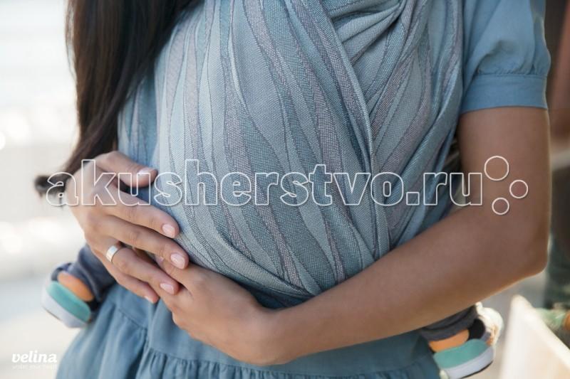 Слинг Velina шарф жаккардшарф жаккардCлинги-шарфы Velina из 100% хлопка, средней толщины и плотности.   Ткань «правильного шарфового» диагонального плетения. Такая ткань тянется по диагонали, и прекрасно обнимает малыша, при этом, отлично поддерживает мамину спину. Слинги-шарфы Velina в меру цепкие за счет рельефа жаккардового узора, так что намотка будет держаться продолжительное время.   Плюс этих шарфов в их изначальной мягкости - они не требуют предварительного разнашивания. Применение смягчающих технологий во время производства ткани позволяет использовать слинг сразу же после его покупки. Поэтому они подходят для любого возраста ребенка, как для новорожденного, так и для тоддлера.   Качество, универсальные характеристики этих слингов, популярные паттерны, доступная цена - вот главные достоинства продукции Velina.  Длина - 4.6 м Ширина - 68 см   Состав: 100% хлопок<br>