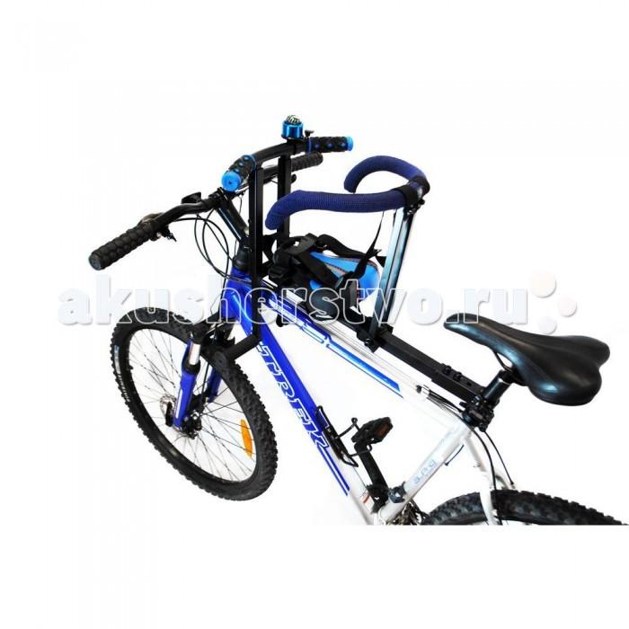 Аксессуары для велосипедов и самокатов Velogruz Велокресло с ветровым стеклом, Аксессуары для велосипедов и самокатов - артикул:485556