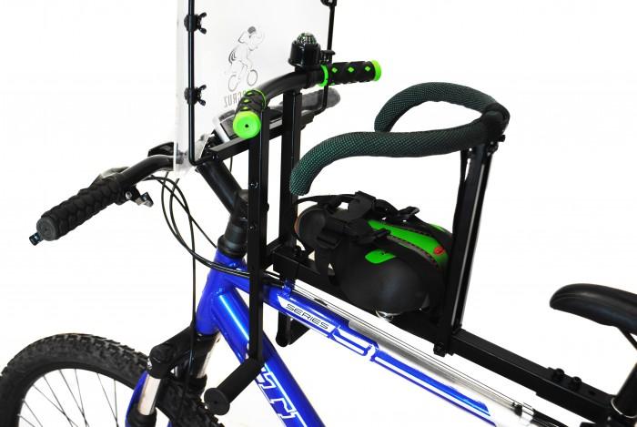 Детский транспорт , Аксессуары для велосипедов и самокатов Velogruz Велокресло арт: 485546 -  Аксессуары для велосипедов и самокатов