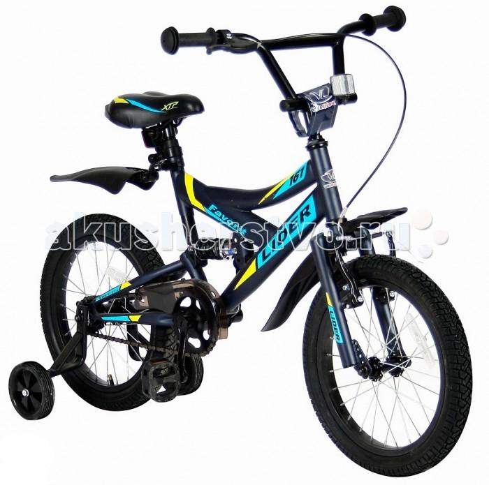 Велосипед двухколесный Velolider Lider Favorit 16