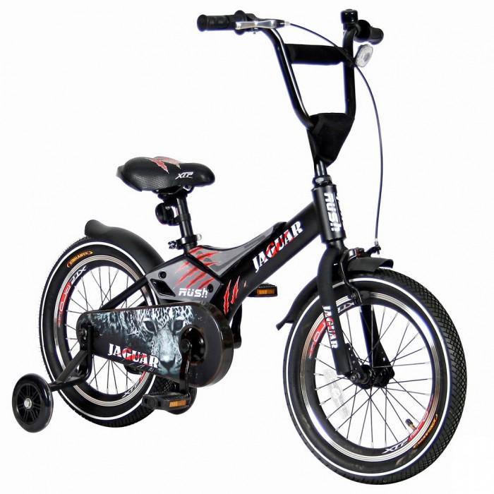 Двухколесные велосипеды Velolider Rush Jaguar 16 велосипед velolider rush army 18 ra18 хаки