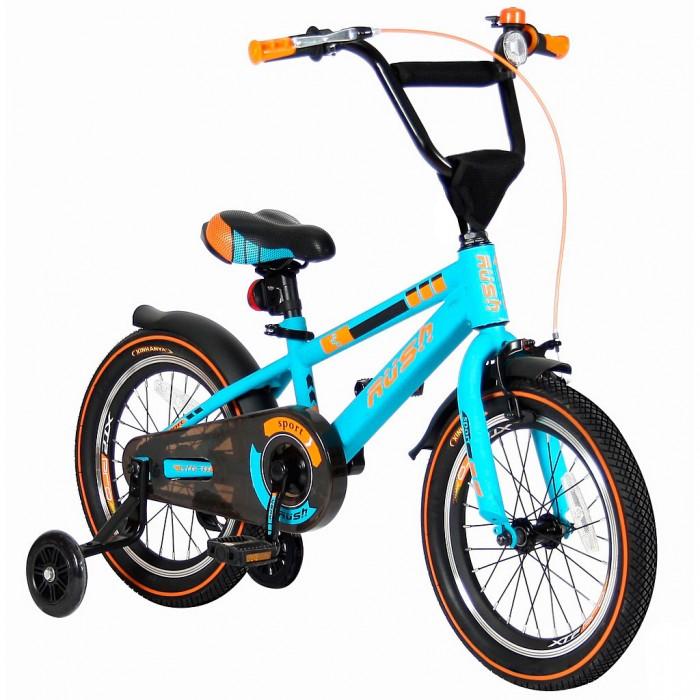 Двухколесные велосипеды Velolider Rush Sport 16 велосипед velolider rush army 18 ra18 хаки