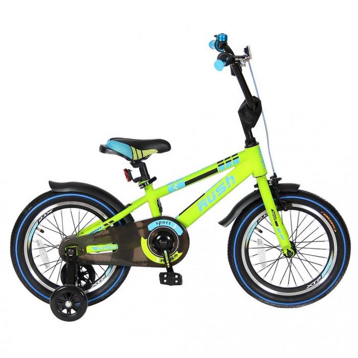 Фото - Двухколесные велосипеды Velolider Rush Sport 16 velolider