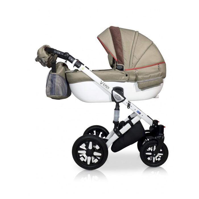 Коляска Verdi Eclipse 3 в 1Eclipse 3 в 1Коляска Verdi Eclipse 3 в 1 – многофункциональная коляска с возможностью установки просторного детского автокресла 0+.  Возможность вкладывания корзины-люльки, прогулочной коляски, а также автокресла для ребенка (элементы можно вкладывать передом и задом к направлению езды) Регулируемая высота ручки Ручка обшита экологической кожей. Большая корзинка для покупок Пленка для защиты от дождя, москитная сетка Сумка, муфты, шторы Конструкция коляски выполнена из алюминия Большие накачиваемые, подшипниковые колеса Передние самоустановочные колеса с возможностью блокировки для движения в прямом направлении Дополнительный износ Регулировка стойкости подвески Легкий механизм складывания и раскладывания коляски  Версия с корзинкой: Внешняя регулировка поддержки Большая, удобная гондола Корзинки и матрасик изготовлены из экологической бамбуковой ткани Дополнительный карман на козырке Вентиляционное окошко со встроенной москитной сеткой Чехол. Матрасик. Занавес. Муфты.  Прогулочная версия: Pегулировка поддержки, вплоть до лежащей позиции Дополнительный матрасик 3- ступенчатая регулировка подножки Расстегиваемая задняя часть будки - климатизированная версия (с идеальной вентиляцией и тепловым комфортом) Плавная регулировка подножки Пластиковые подставки для ног Практическая подножка для ребенка Многоступенчатая регулировка козырька Выставляемая защитная перегородка 5- точечные ремни безопасности с возможностью регулировки Возможность установки сидения спереди и сзади по направлению езды Подножка, обшитая ПХВ-пленкой  Кресло группы 0+ 0-10 кг Имеет европейское удостоверение процесса ECE R44/04 Устанавливается на коляске при помощи адаптера 3- точечные ремни безопасности Регулируемая ручка для переноски кресла Отстегиваемый козырек Чехол для ножек Дополнительная вкладка для новорожденного Регулируемая высота ремней безопасности Возможность снятия обивки Mоскитная сетка<br>