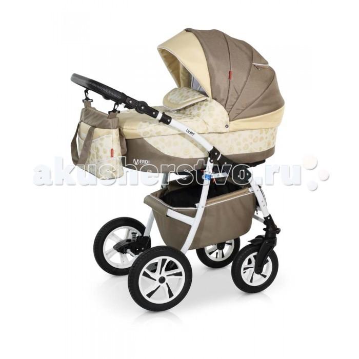 Детские коляски , Коляски 3 в 1 Verdi Lider Luxe 3 в 1 арт: 339720 -  Коляски 3 в 1