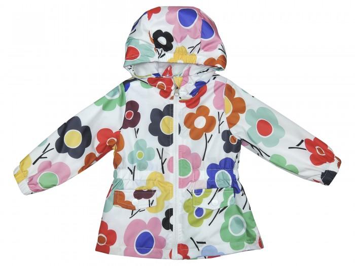 Детская одежда , Ветровки, плащи, дождевики и жилеты Verscon Ветровка для девочки V3565 арт: 464826 -  Ветровки, плащи, дождевики и жилеты