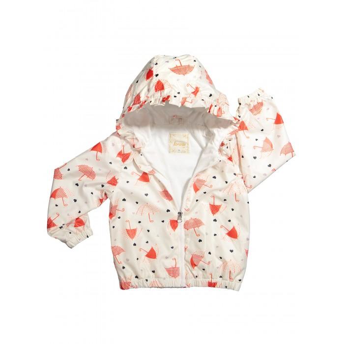 Верхняя одежда Verscon Ветровка для девочки V4149