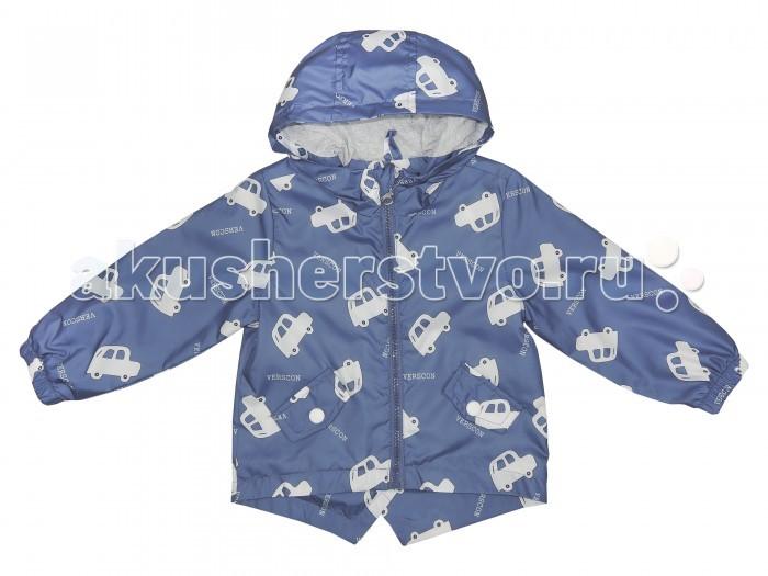 Детская одежда , Ветровки, плащи, дождевики и жилеты Verscon Ветровка для мальчика V3574 арт: 476761 -  Ветровки, плащи, дождевики и жилеты