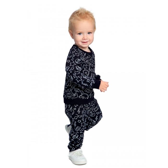 Толстовки и свитшоты Веселый малыш Фуфайка с рукавом реглан Бэби-Блюз
