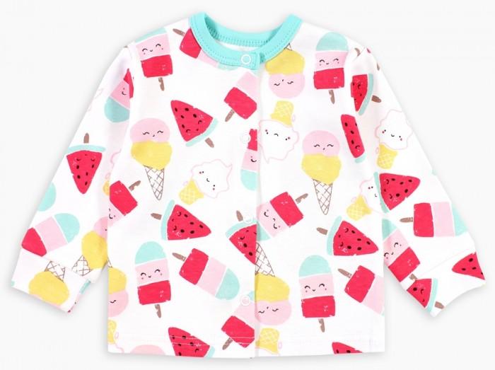 Распашонки и ползунки Веселый малыш Кофточка Ice Melon