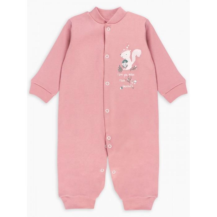 Картинка для Веселый малыш Комбинезон с манжетами Wooly Wool