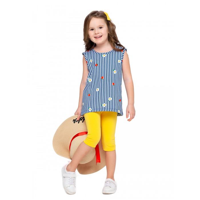 Картинка для Веселый малыш Комплект для девочки (туника, бриджи) Камила