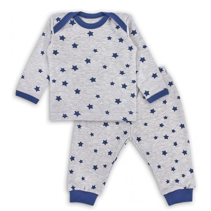 Комплекты детской одежды Веселый малыш Комплект для мальчика (фуфайка, штанишки) Маленький автолюбитель