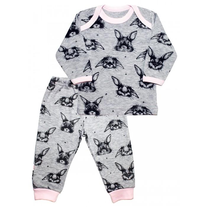 Комплекты детской одежды Веселый малыш Комплект (кофточка и штанишки) Зайка