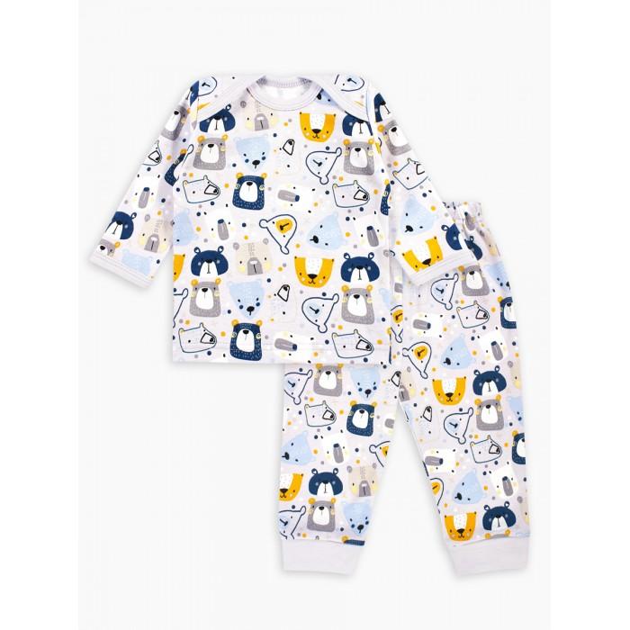 Картинка для Веселый малыш Комплект лонгслив и штанишки 623332/ku