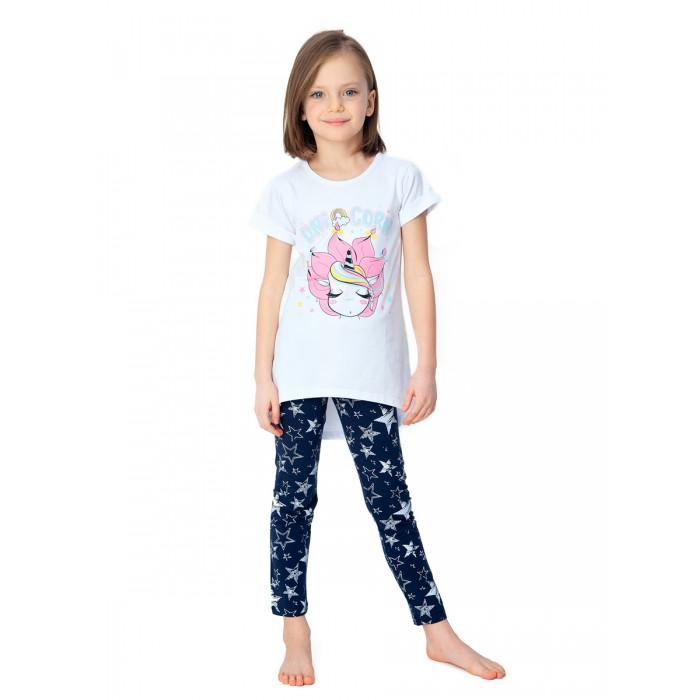 Картинка для Веселый малыш Легинсы для девочки Звезды
