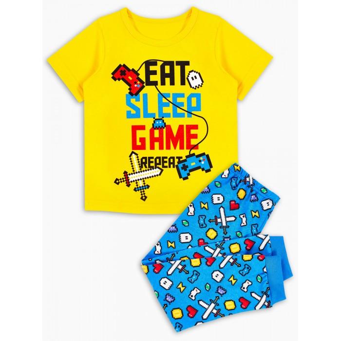 Домашняя одежда Веселый малыш Пижама детская Геймер 300170