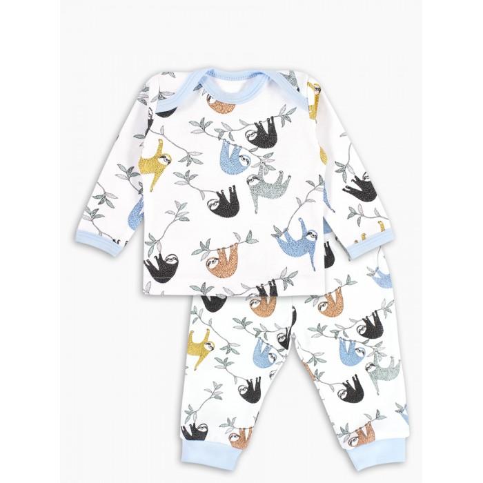 Картинка для Веселый малыш Пижама детская Мамин ленивец 623332