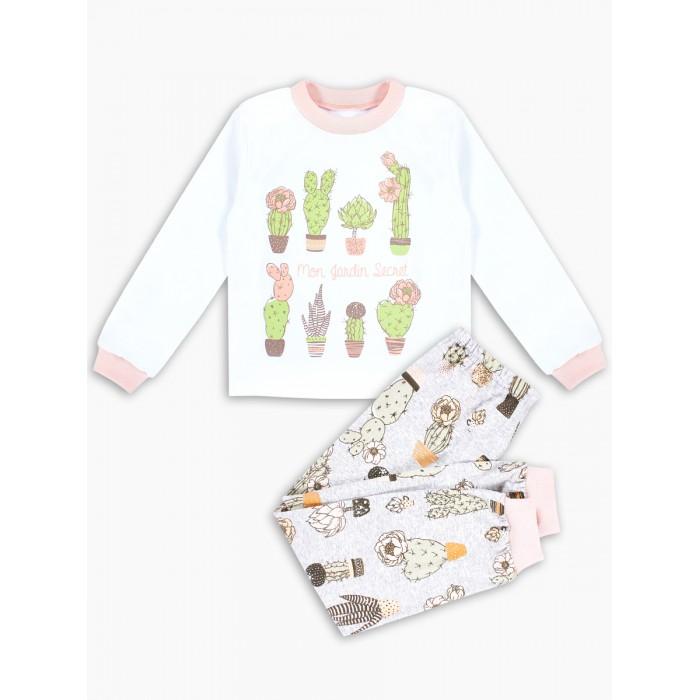 Домашняя одежда Веселый малыш Пижама детская Секретный сад 298170