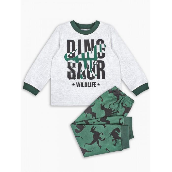 Домашняя одежда Веселый малыш Пижама детская Тирекс 290170