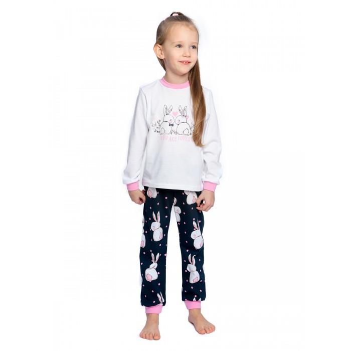 Веселый малыш Пижама для девочки Пушистик от Веселый малыш