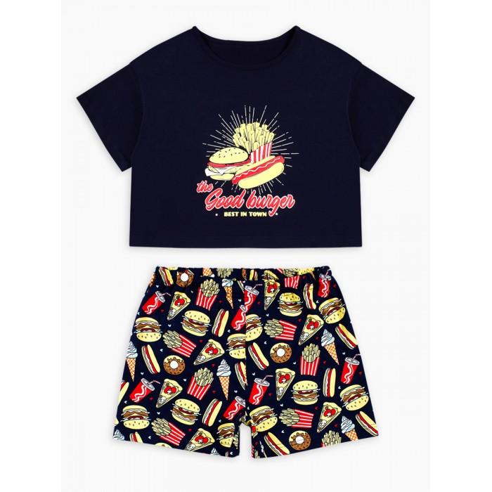 Фото - Домашняя одежда Веселый малыш Пижама для девочки Yummy 164/039 домашняя одежда веселый малыш пижама для девочки терьер