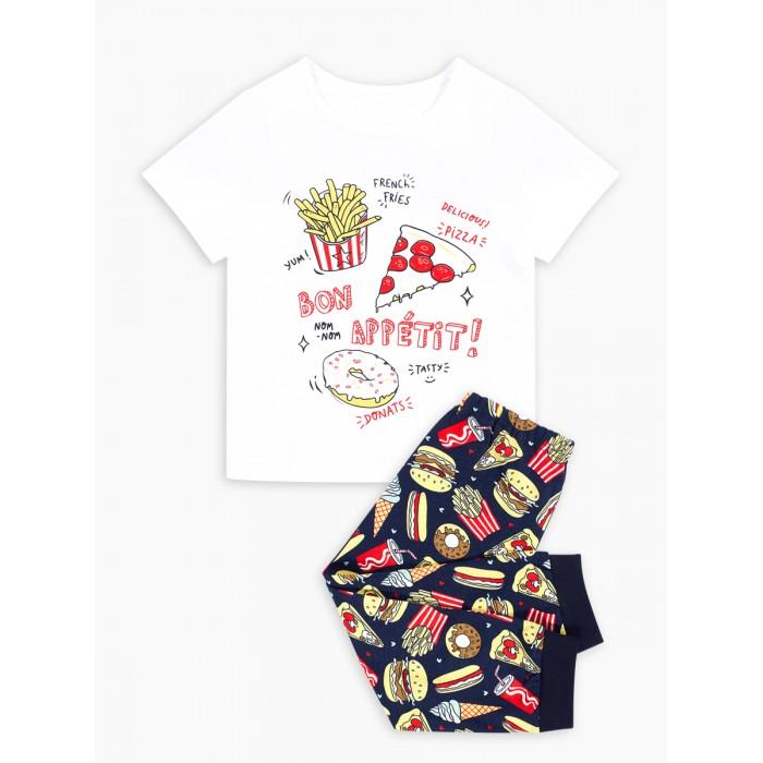 Фото - Домашняя одежда Веселый малыш Пижама для девочки Yummy 362170 домашняя одежда веселый малыш пижама для девочки терьер
