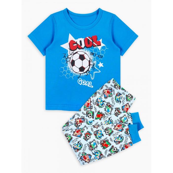 Домашняя одежда Веселый малыш Пижама для мальчика Футбол 305170