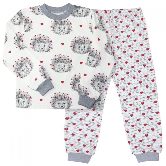 Пижамы и ночные сорочки Веселый малыш Пижама Ежики