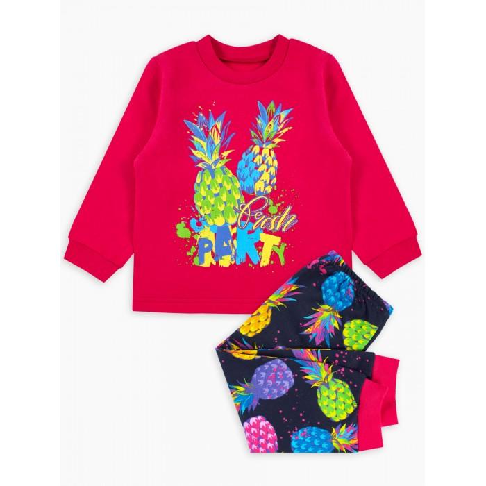Картинка для Веселый малыш Пижама Неоновый ананас
