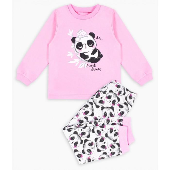 Фото - Домашняя одежда Веселый малыш Пижама Пандочка домашняя одежда веселый малыш пижама для девочки терьер