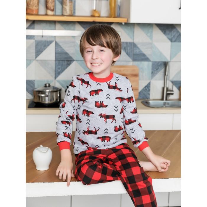 Домашняя одежда Веселый малыш Пижама Полярная ночь