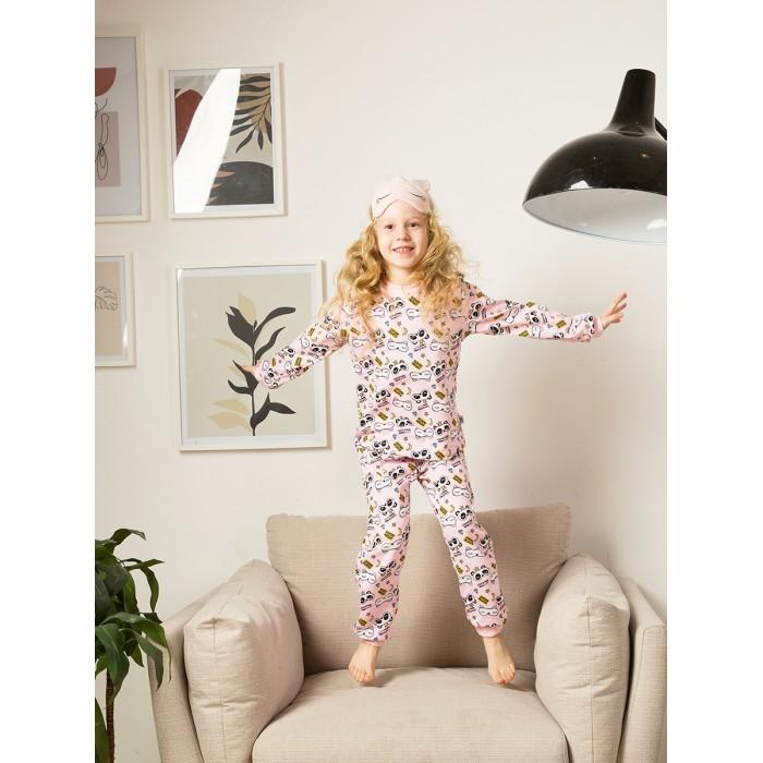 Фото - Домашняя одежда Веселый малыш Пижама Пушистые сны 358320 домашняя одежда веселый малыш пижама spirit