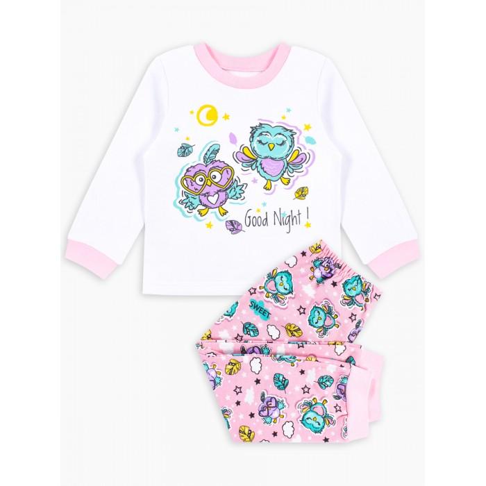 Домашняя одежда Веселый малыш Пижама Совушки