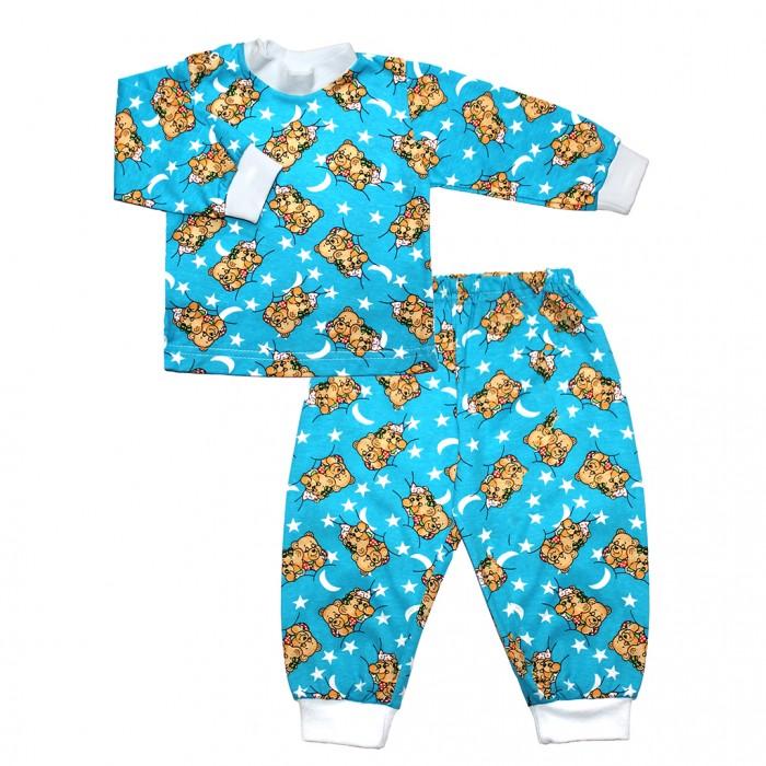 Домашняя одежда Веселый малыш Пижама Спящие мишки