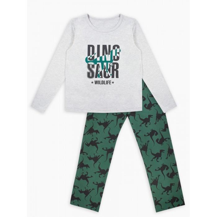 Домашняя одежда Веселый малыш Пижама Тирекс