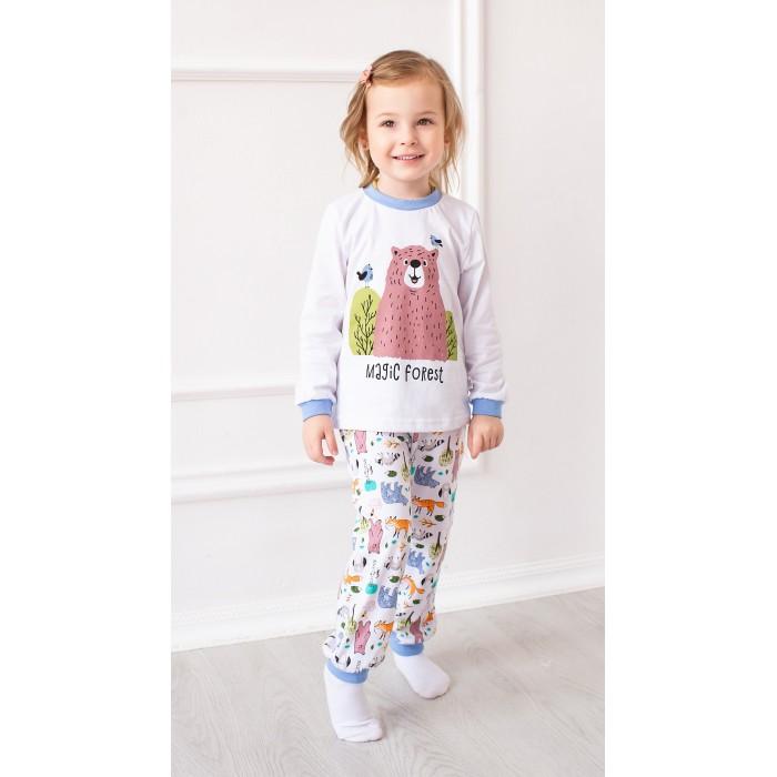 Домашняя одежда Веселый малыш Пижама Волшебный лес