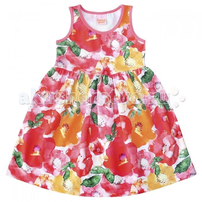 Детские платья и сарафаны Веселый малыш Платье для девочки Дана Маки