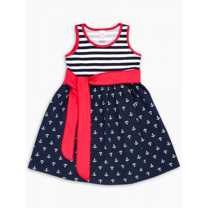 Картинка для Веселый малыш Платье для девочки Ривьера