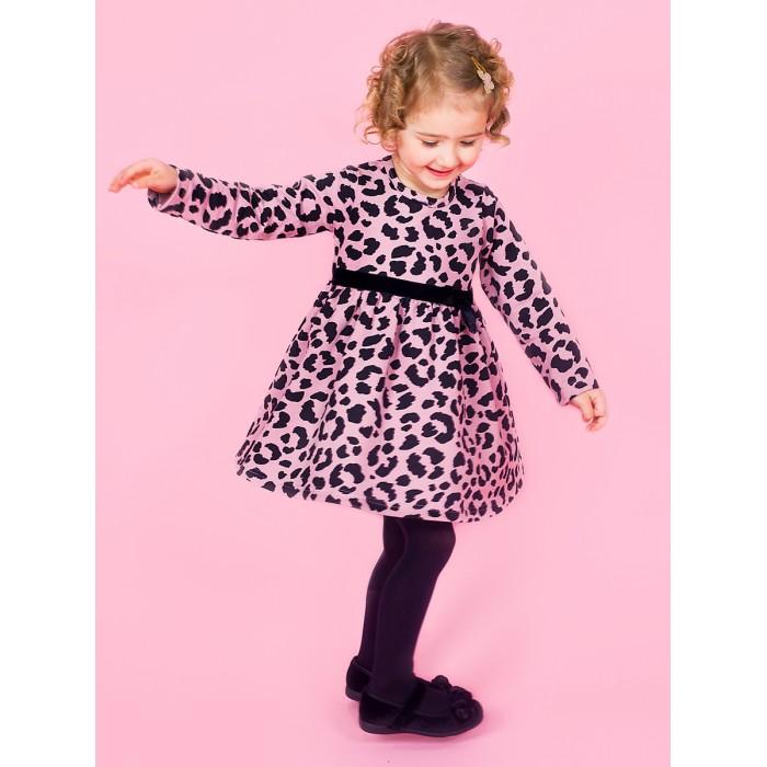 Веселый малыш Платье Леопард 8701 от Веселый малыш
