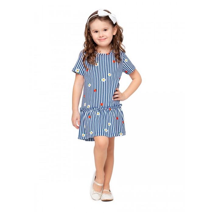 Картинка для Веселый малыш Платье с коротким рукавом Камила