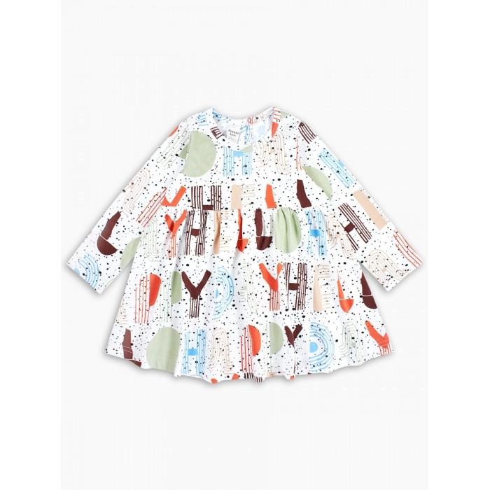 Картинка для Веселый малыш Платье Счастливый день