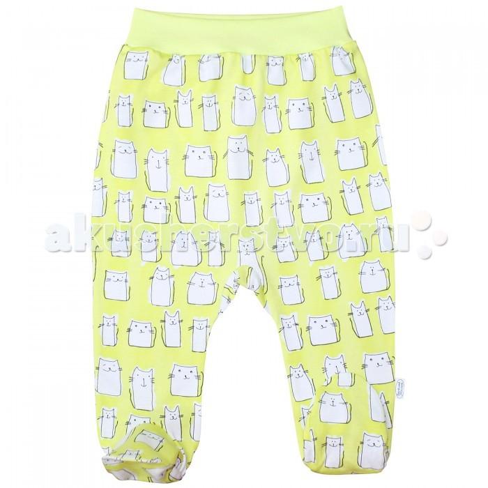 Ползунки Веселый малыш Ползунки Коты 32170 детская одежда