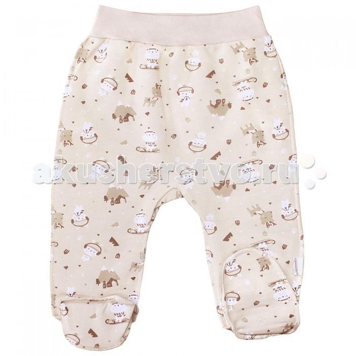 Ползунки Веселый малыш Ползунки Олени 32140 детская одежда