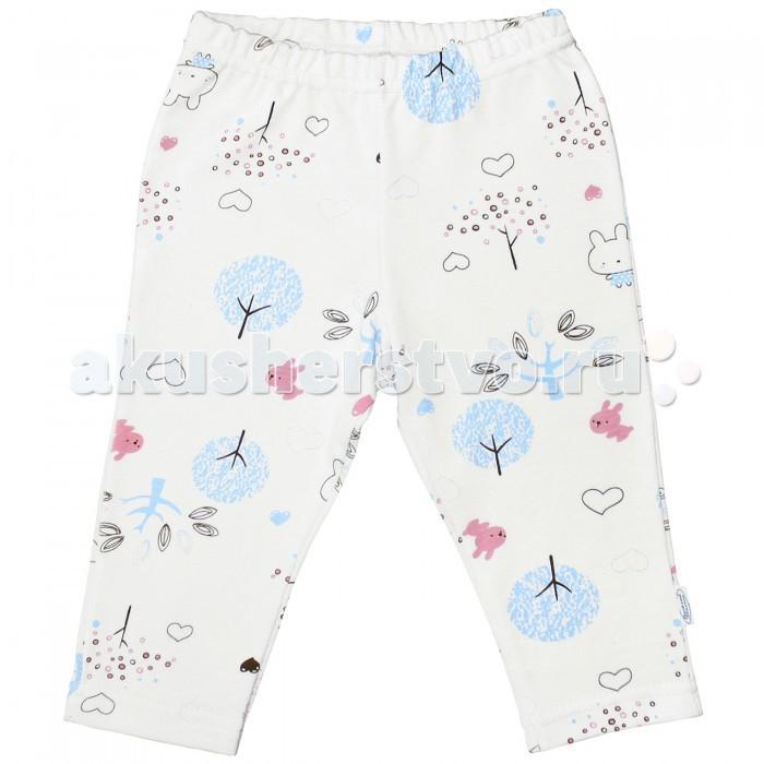 Брюки, джинсы и штанишки Веселый малыш Штанишки для девочки Весенний сюрприз