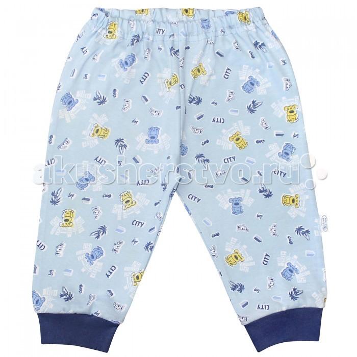 Брюки, джинсы и штанишки Веселый малыш Штанишки для мальчика Городской пес 33170/one/ брюки джинсы и штанишки веселый малыш штанишки для девочки розочки синие