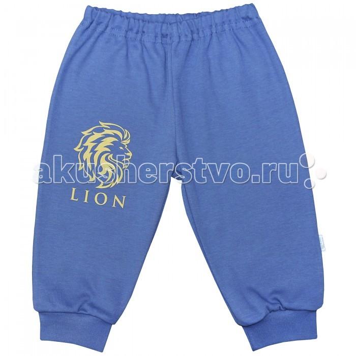 Брюки, джинсы и штанишки Веселый малыш Штанишки для мальчика Лев